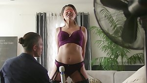 Marvelous anal suits filial wife with multiple orgasms