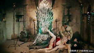 Big cheese Of Thrones: Part 4 (A XXX Parody)
