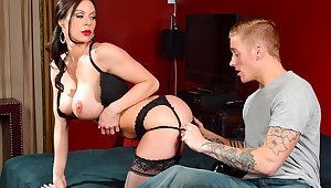 Kendra Lust & Richie Black there My Friends Hot Maw