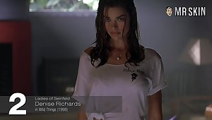 Some quite comprehensive scenes with charming lady named Teri Hatcher