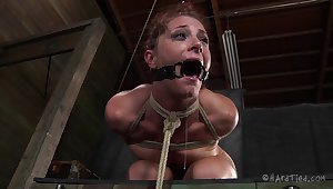 Resemble torture session of beloved redhead slave CiCi Rhodes