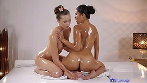Creampie porn videotape featuring PussyKat, Jureka del mar and Poopea